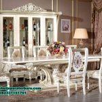 gambar meja makan, meja makan mewah modern, gambar satu set meja kursi makan klasik ukir, set meja makan modern, model set meja makan, meja makan klasik mewah, set meja makan model terbaru