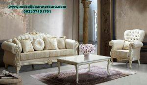 model sofa ruang tamu modern mewah truly sst-307