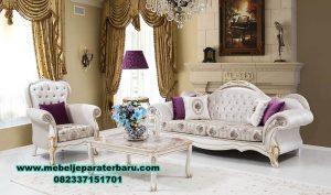 sofa ruang tamu modern model mewah sehpa sst-309