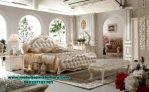 satu set tempat tidur mewah modern duco stt-256