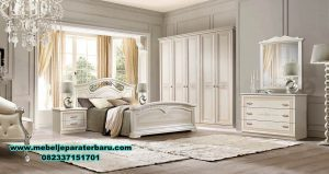 satu set tempat tidur minimalis modern model terbaru stt-258