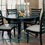 meja makan modern 4 kursi minimalis mewah smm-304