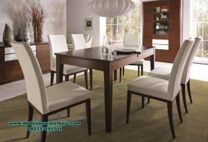 meja makan modern terbaru minimalis mewah smm-303