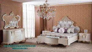 1 set tempat tidur mewah pengantin terbaru sst-154