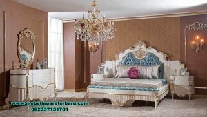 tempat tidur pengantin, 1 set tempat tidur pengantin mewah velora, set tempat tidur mewah, set tempat tidur, set tempat tidur modern, set tempat tidur model terbaru, set tempat tidur klasik