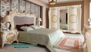 model tempat tidur mewah pengantin duco eropa stt-159
