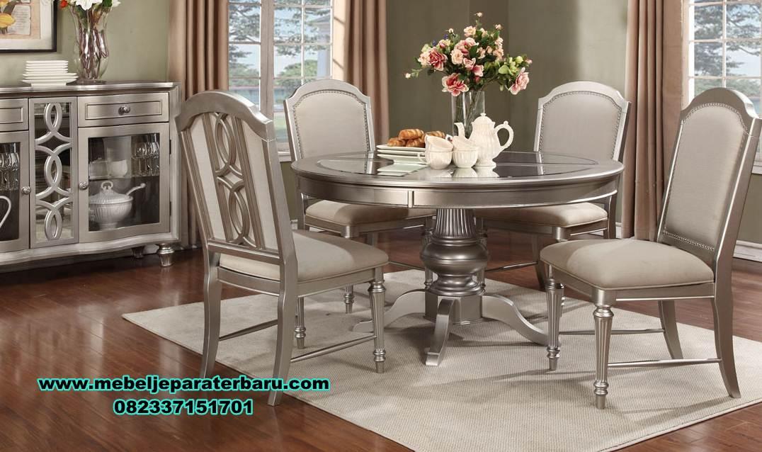 set meja makan bulat kaca modern terbaru, set meja makan kaca, set meja makan modern, meja makan mewah modern, gambar meja makan, meja makan mewah minimalis, meja makan minimalis modern, model kursi makan terbaru, model set meja makan