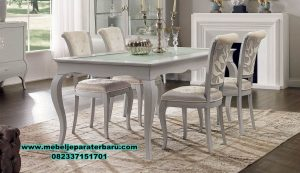 set meja makan modern, set meja makan kaca minimalis modern terbaru, set meja makan kaca, meja makan mewah modern, gambar meja makan, meja makan mewah minimalis, meja makan minimalis modern, model kursi makan terbaru