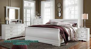 set tempat tidur minimalis terbaru modern stt-156