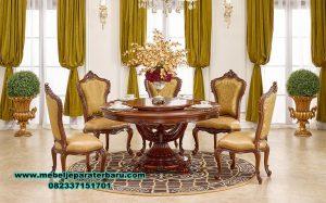 jual set meja makan klasik ukir terbaru, jual kursi meja makan, gambar meja makan, meja makan klasik mewah, model kursi makan terbaru, meja kursi makan terbaru, set kursi makan, set meja makan jati