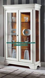 model lemari kristal minimalis duco modern, lemari kristal, model lemari kristal, lemari kristal minimalis, lemari kristal duco, lemari pajangan, lemari hias