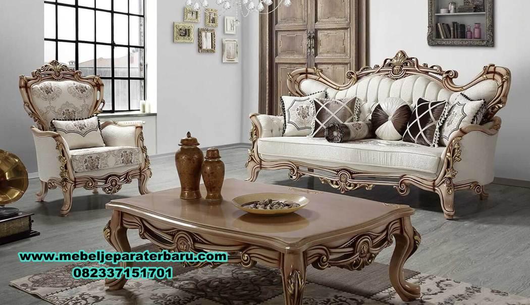 sofa ruang tamu klasik, sofa ruang tamu model klasik mewah eropa, set kursi tamu, model sofa tamu modern, sofa tamu modern mewah, model kursi sofa tamu mewah klasik duco, sofa ruang tamu mewah