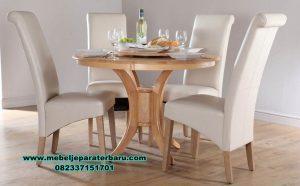 meja kursi makan modern minimalis model terbaru smm-317