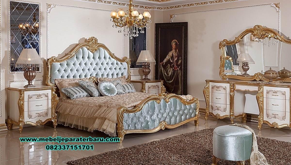 model 1 set tempat tidur klasik gold mewah, set tempat tidur klasik, set tempat tidur mewah, set kamar klasik, model set tempat tidur terbaru, set tempat tidur model terbaru, dipan, kamar set, model set tempat tidur