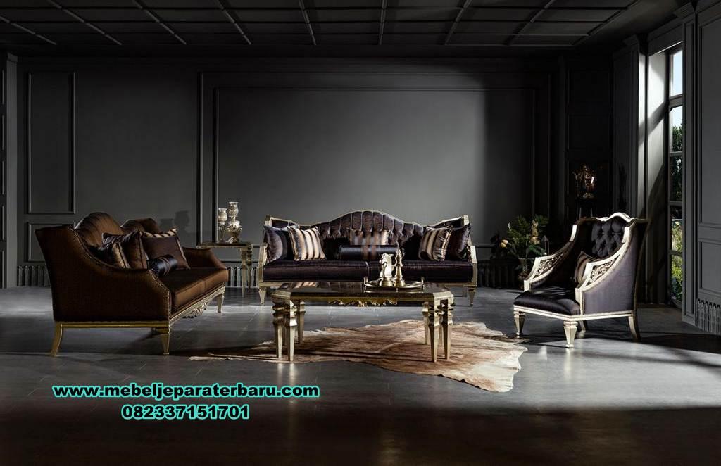 modern sofa tamu klasik mewah model terbaru, sofa tamu modern mewah, set sofa tamu model terbaru, set kursi tamu, model sofa ruang tamu, sofa tamu modern, sofa tamu, kursi tamu klasik, sofa ruang tamu modern