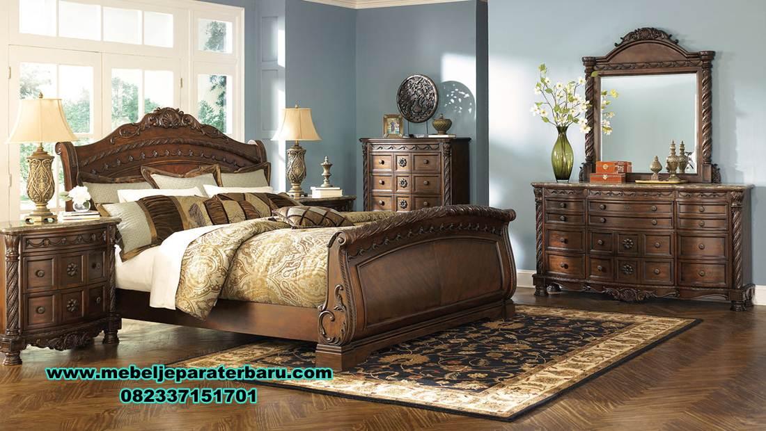 model tempat tidur klasik terbaru jati, tempat tidur klasik, set kamar klasik, set tempat tidur model terbaru, model set tempat tidur, model set tempat tidur terbaru