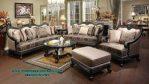 sofa ruang tamu klasik ukir abby sst-350