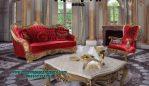 1 set sofa tamu klasik mewah aidil takimi Sst-358
