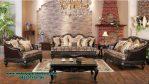 Harga sofa tamu set ukiran mewah klasik jati Jepara alexa rahman Sst-366