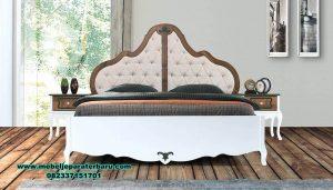 set tempat tidur modern model terbaru zafran stt-204