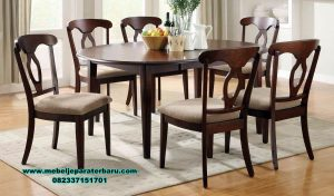 meja-makan-dining-room-set-jati-wooden-decor Smm-373