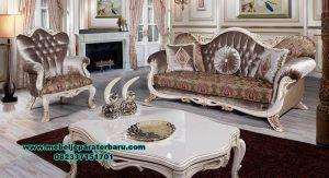 Sofa tamu novella klasik mewah Sst-388
