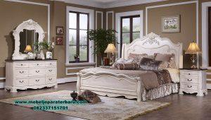 Tempat tidur set modern duco mebel Jepara terbaru Stt-211