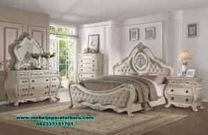 Desain kamar tidur mewah vitorian classic Stt-231