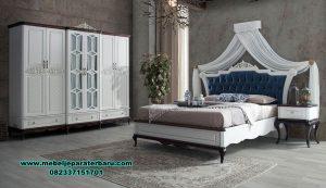 Set kamar tidur mewah minimalis terbaru venedix Stt-218