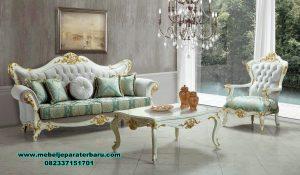 Sofa tamu duco klasik hillary house Sst-400
