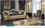 kursi sofa tamu mewah ukiran divano klasik sst-406