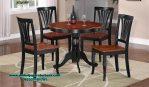 meja makan small kitchen minimalis kayu jati jepara smm-397