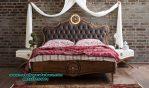 harga tempat tidur kayu jati minimalis modern stt-240