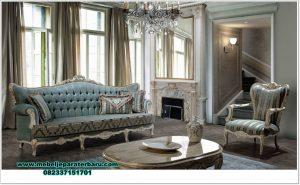 kursi tamu sofa perpa klasik mewah sst-417
