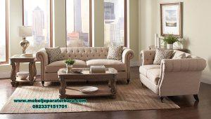 set sofa ruang tamu mewah minimalis jati design sst-430
