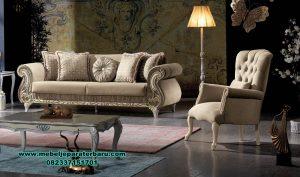 set sofa tamu duco modern model klasik violetta sst-428