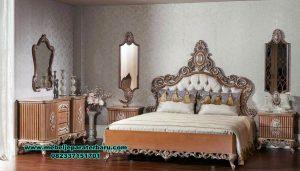 1 set tempat tidur luks ukiran mewah maryam stt-271
