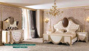 kamar set pengantin elvante modern klasik stt-270