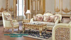 set living room mewah luxury Sst-432