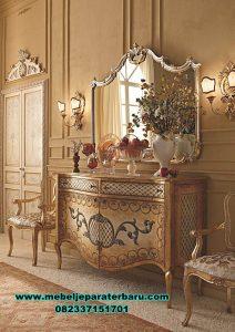 set meja consol giorno prada classic luxury Mrk-211