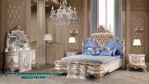 1 set kamar tidur pengantin mewah klasik eropa stt-287