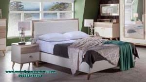 Set tempat tidur minimalis apartment elizya Stt-291
