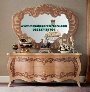 dresser table bellavitta collection classic and luxury, meja konsul klasik, meja konsul mewah terbaru, set meja konsul klasik mewah, set meja rias, set meja rias mewah, meja rias dan pigura, meja konsul dan pigura mewah, jual meja rias modern mewah, set meja rias mewah modern, meja rias modern terbaru, meja konsul modern mewah, model meja konsul mewah ukir, jual meja rias modern, gambar model meja rias termewah.
