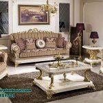 sofa ruang tamu ukiran klasik gold sst-351