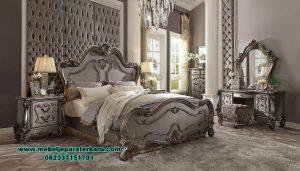 Master bedroom set tempat tidur klasik ukiran versailes Stt-192