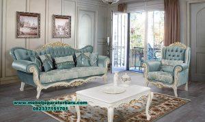 Model sofa kursi tamu klasik mewah terbaru duco eftelya Sst-371