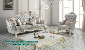 set sofa tamu klasik duco interior living room sst-368