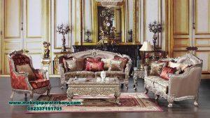 sofa tamu set klasik mewah high quality furniture jepara sst-369