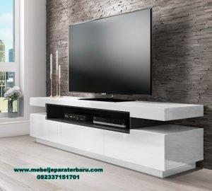 Bufet tv minimalis duco modern sederhana Bt-189