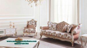 harga kursi sofa tamu mewah frezzy modern sst-376